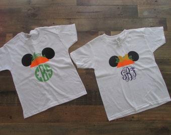Pumpkin Mouse Ears T-Shirt