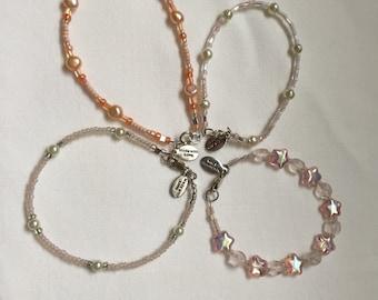 Girls Handcrafted Bracelets
