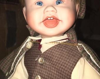 Baby Sherlock Holmes
