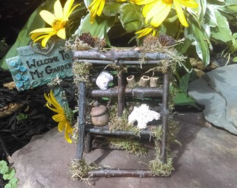 The Sea Faerie's,Fairy,Fae Miniature Hutch/Furniture