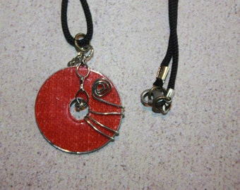 Red Jet necklace