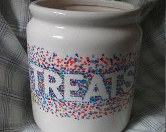 Sprinkle Treat Jar