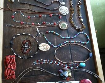 Lot of Native American Jewelry