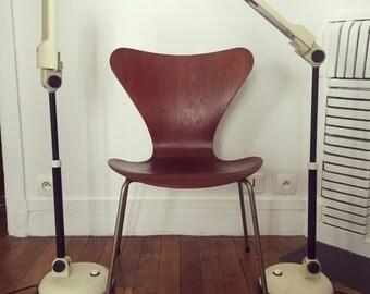 Chair series 7 Arne Jacobsen 50s