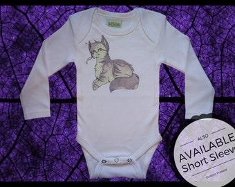 Custom Baby Onesie, Long Sleeve Onesie, Baby Bodysuit, Hipster Baby, Boho Baby, New Mom Gift, Baby Shower Gift, Baby Clothes