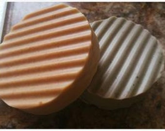All Natural Shea Butter Soap: Various Scents