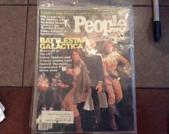 People weekly magazine set