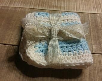 Crocheted Washcloth