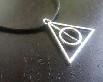 Harry Potter Deathly Hallows Choker