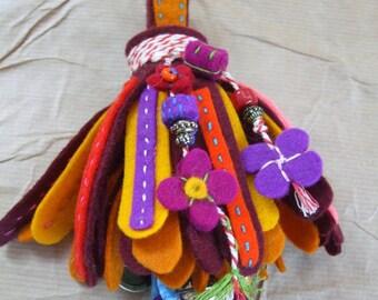 key ring/bag hanger