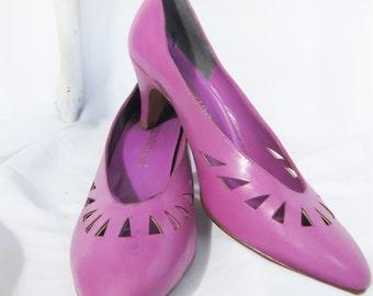 Kitten Heel Shoes Size 10
