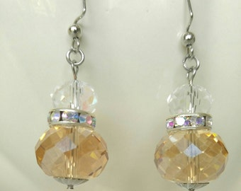 Exquisite Crystal Earrings