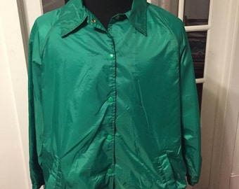 Woman's Vintage Windbreaker