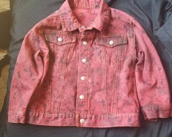 Levis oil spatter jacket