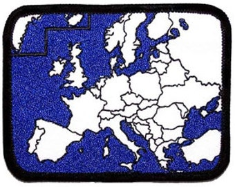 Travel Patch Europe