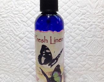 Fresh Linen Mist - Perfume Spray