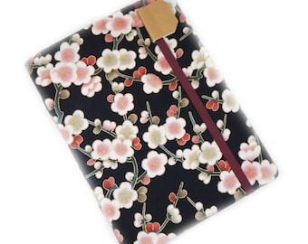 Kobo Glo HD cover - Soft Sakura - cherry blossom floral eReader cover - Kobo case - tech accessory gift