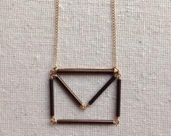 Stationary Necklace
