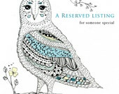 A Reserved Listing for Janet