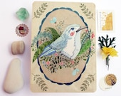 Portrait of a Song Bird - Postcard Set
