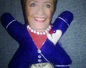 The Voodoo Hillary  Doll
