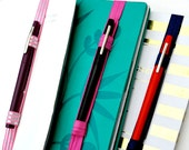 Planner + Journal Band Pen Holders - Set of Two
