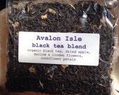AVALON ISLE Black Tea Blend One Ounce delicious brew organic and vegan