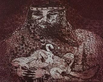 "Furia ""the Wrath"" 1/8"