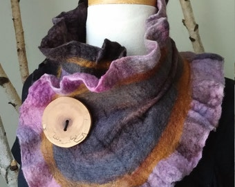 Felted Scarf No.2