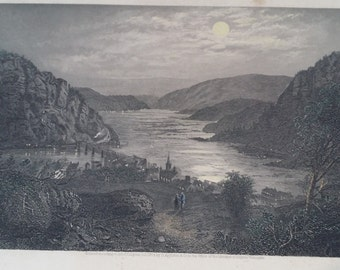 Harpers Ferry Engraving