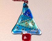 Christmas Tree Decoration Ornament Rainbow Festive Holiday