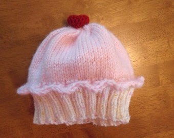 Baby/Toddler Cupcake Hat