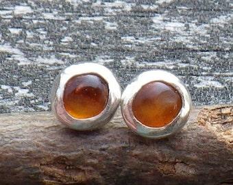 20% OFF TODAY - Amber Stud Earrings ...  sterling silver amber studs amber post earrings golden amber earrings minimalist earrings petite ea
