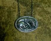 Reserve Lion pendant for Catherine Kratz