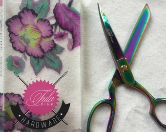 Tula Pink Hardware - Limited Edition 8 inch Scissors - 39.95 Dollars