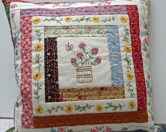 Stitching Pillow pdf pattern