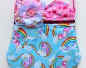 Rainbows and Unicorns Purse