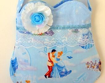 Cinderella Purse, toddler purse, girls purse