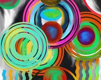layered circles 3