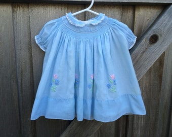 Nannette Baby Dress 9/12 Months
