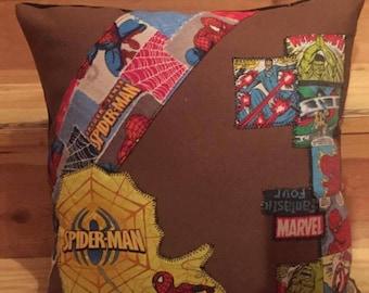 Comic Book Decorative Pillows