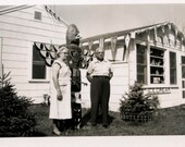 Vintage photo lot of 30 plus vintage snapshots beaches, people 40s era