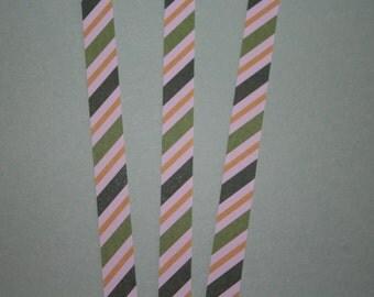 Origami Lucky Star Strips  -  Irish Pride pack of 25