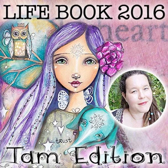 Life Book 2016 Tamara Laporte Edition