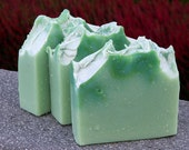 Visions Cold Process Soap with Cruelty-Free Tussah Silk