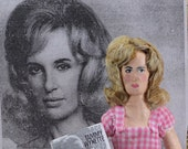 Country Music Art Miniature Tammy Wynette Doll Character