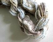 Fibers Lot - Dreamcatcher Supplies  - Scrapbooking - Knitting - Crochet - Yarn Lot - Craft Supplies -Altered Art - Pocket Letter Supplies