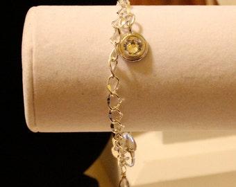 Love shiny bracelets? My Kitty