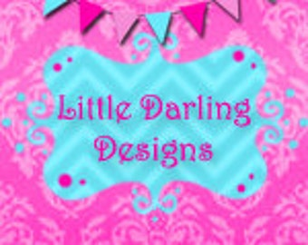 Add Personalization To Applique Shirt in Lil Darling Designs Shop