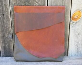 Chestnut Woodland Light Traveler Eco Leather Case